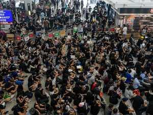 'A disaster for Hong Kong': Utter chaos
