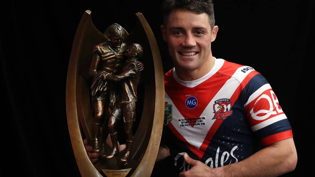 It seemed to do alright for Cronk. Photo: Brett Costello