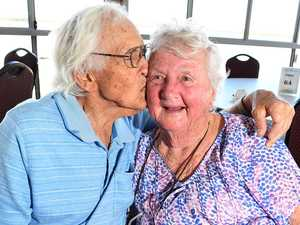 Couple's heartwarming secret to 70 years of marriage