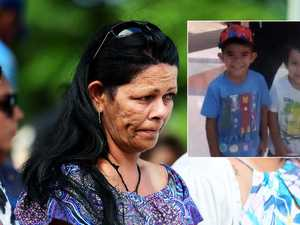 Mother of drowned boys breaches bail
