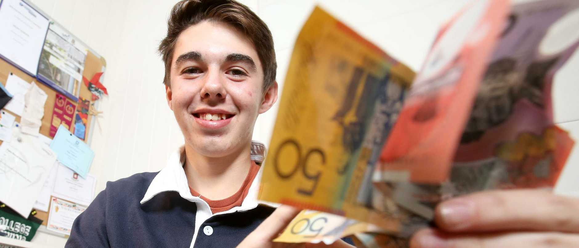 QLD_CM_NEWS_TEENMONEY