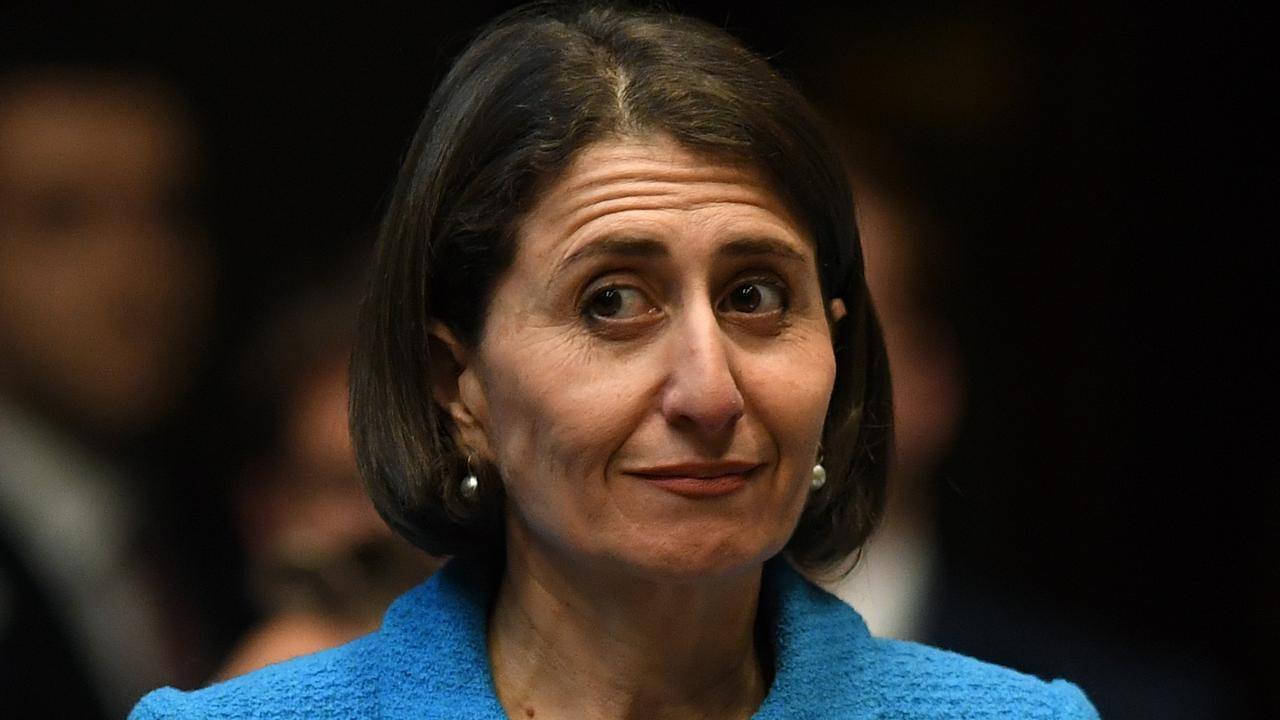 NSW won't forget the role Berejiklian played in having this bill passed. Picture: AAP /Joel Carrett