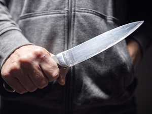 Man stabs stranger over look