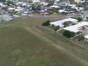 Camilleri Street Park drone footage