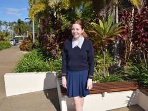 CENTRE STAGE: Year 11 Emmaus College student joins