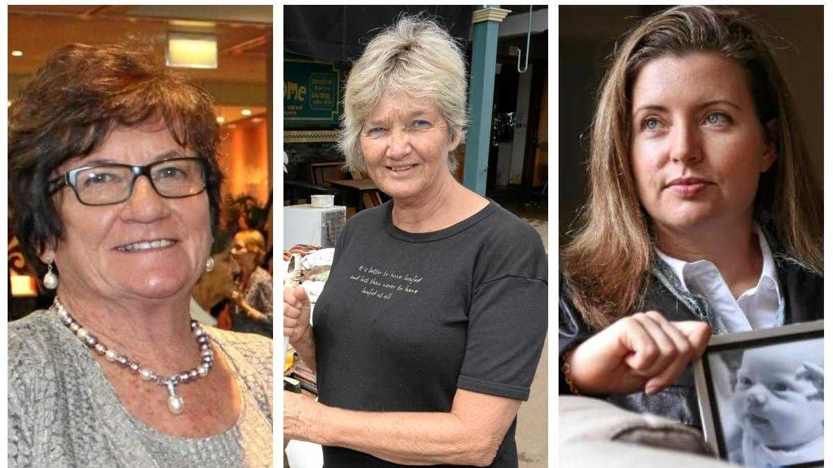 Narelle Gotting, Mieke Bell and Toni McCaffery are on our list of influential women.