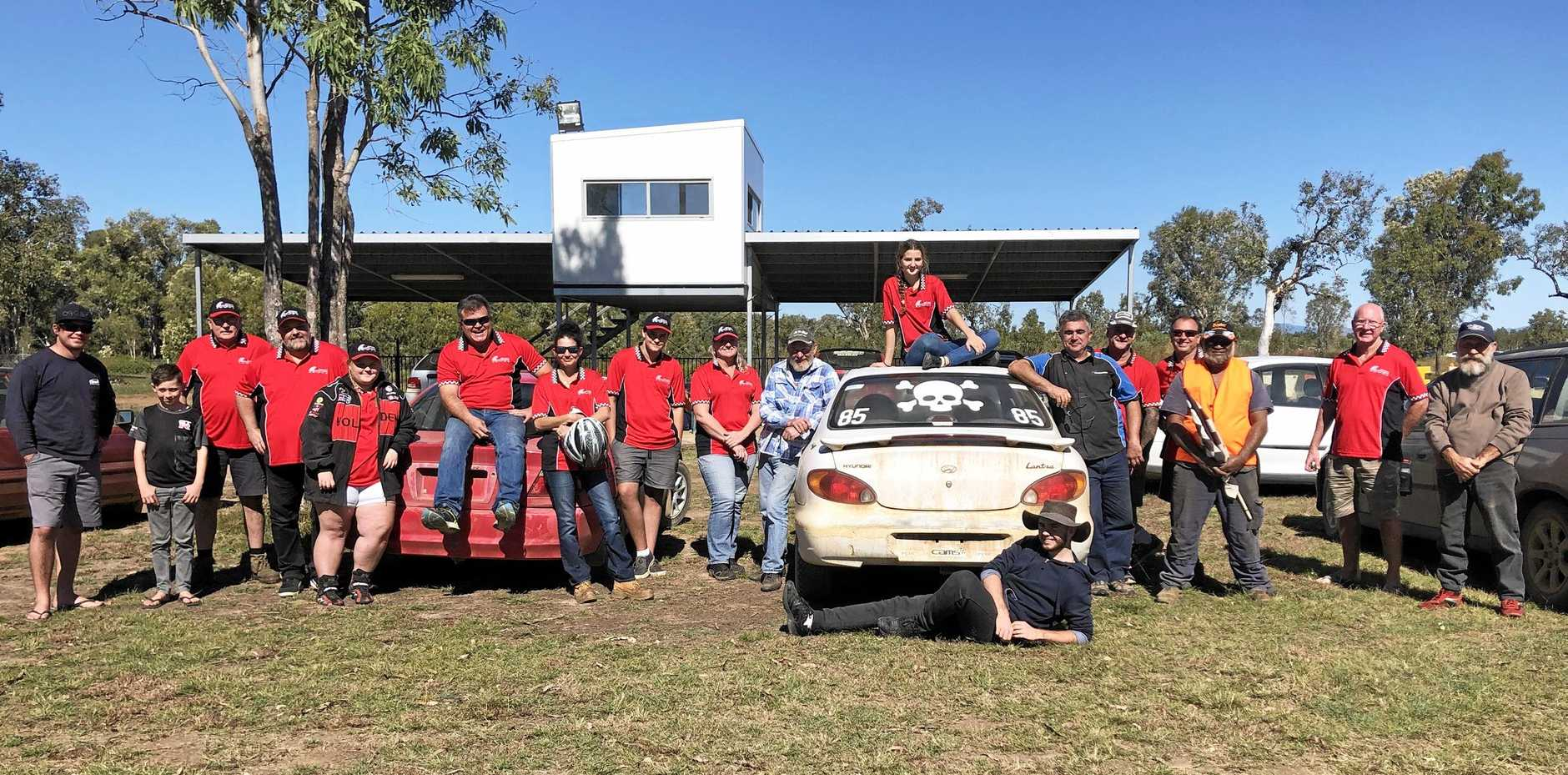 GET INVOLVED: Whitsunday Sporting Car Club is having a come and try day.