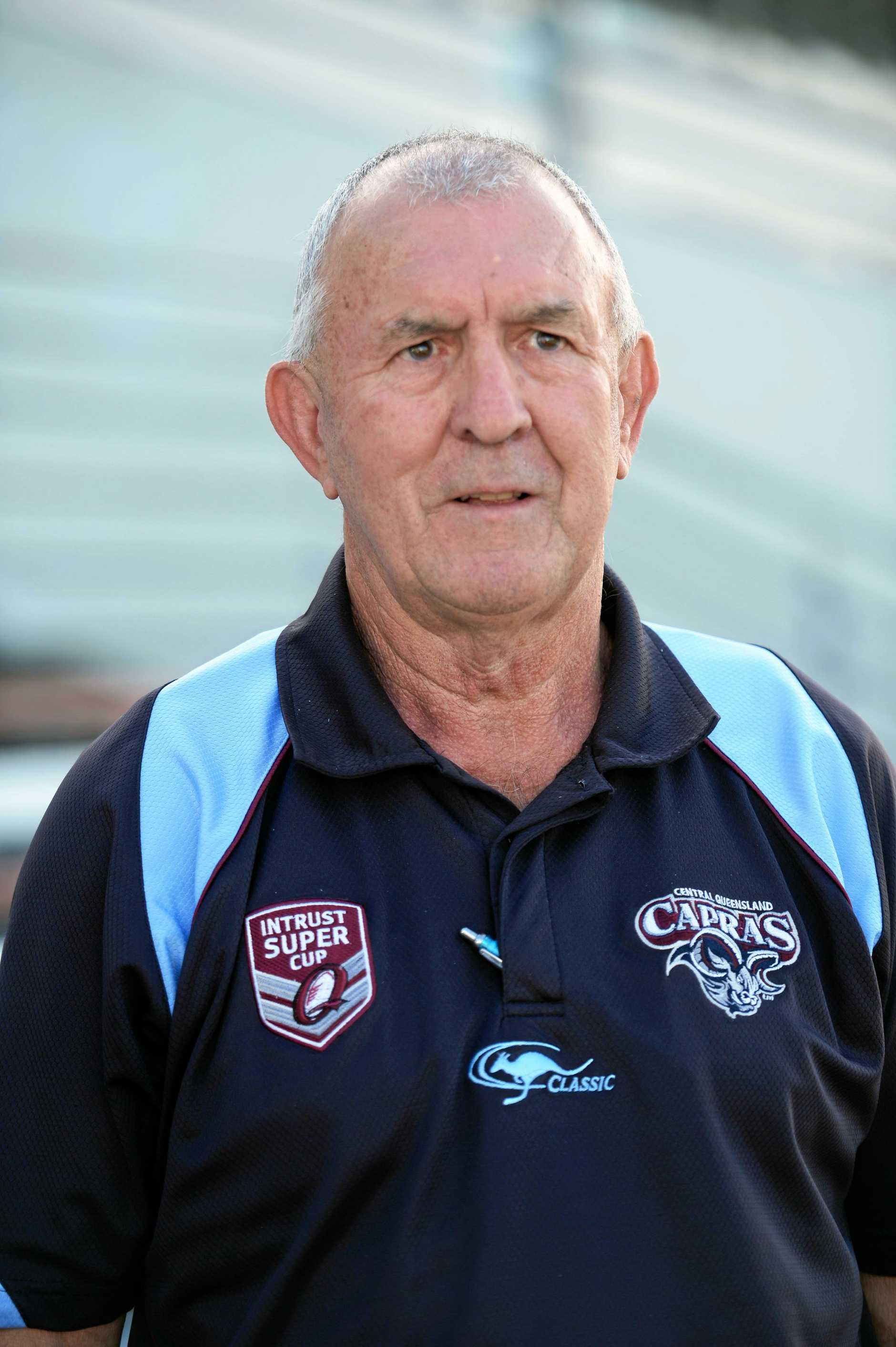 Capras board member Greg Reynolds.
