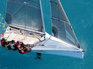 Supreme sailing at Airlie Beach Race Week