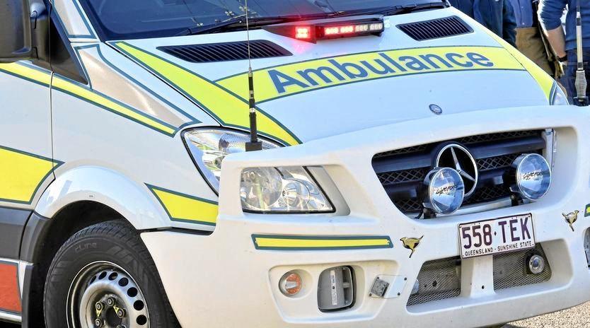 Stock ambulance