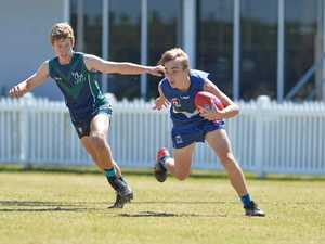 AFLQ SCHOOLS CUP: Photos from Mercy College v TCC
