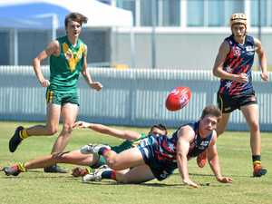AFLQ SCHOOLS CUP: Photos from St Pat's v St Brendan's