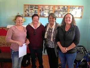 Augathella QCWA branch saved after community support