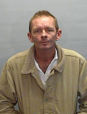 Wanted on warrant - Robert McGregor.