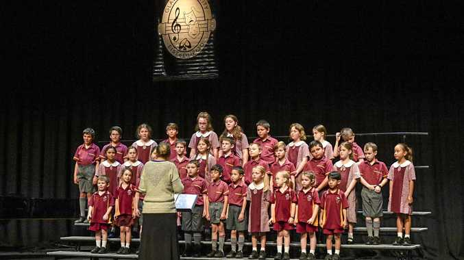30+ PHOTOS: Gladstone schools impress on Eisteddfod stage