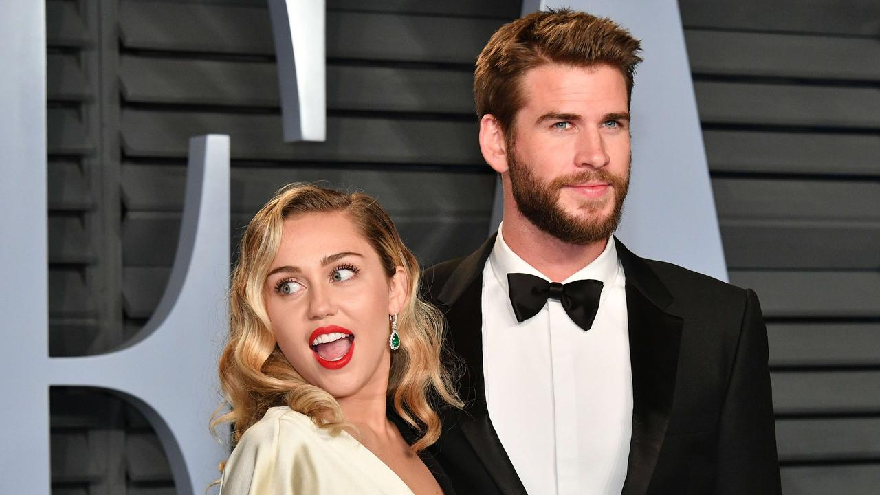 Miley Cyrus and Liam Hemsworth announced their shock split on the weekend. Picture: Dia Dipasupil/Getty Images.