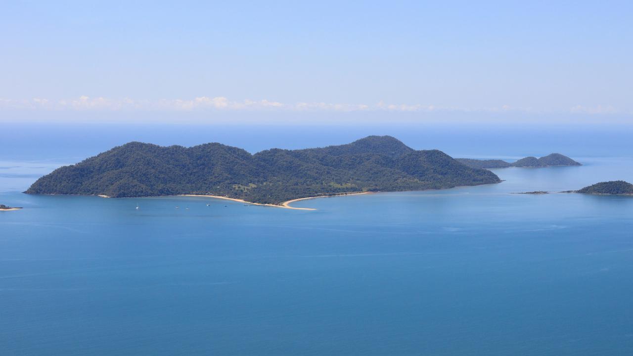 Dunk Island, Queensland. PHOTO Supplied