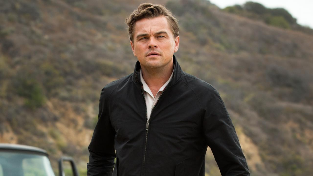DiCaprio says he became an actor because he lived in Hollywood, it was purely proximity.