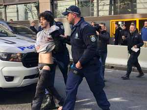 Sydney suspect's missing five days
