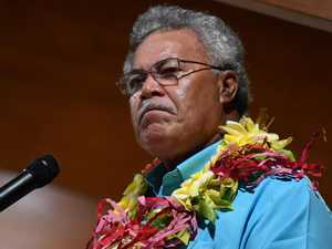 'It's just immoral': Pacific PM slams Australia