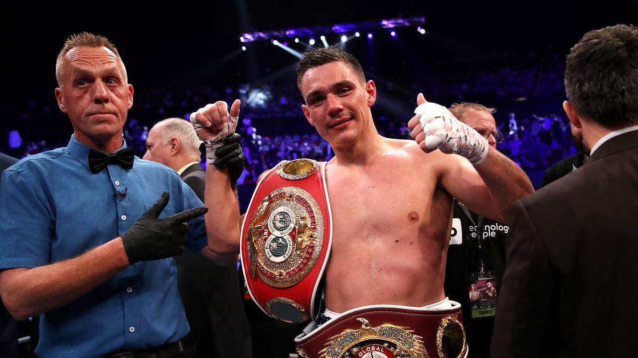 Is Tszyu ready for the big time? Photo by Cameron Spencer/Getty Images.