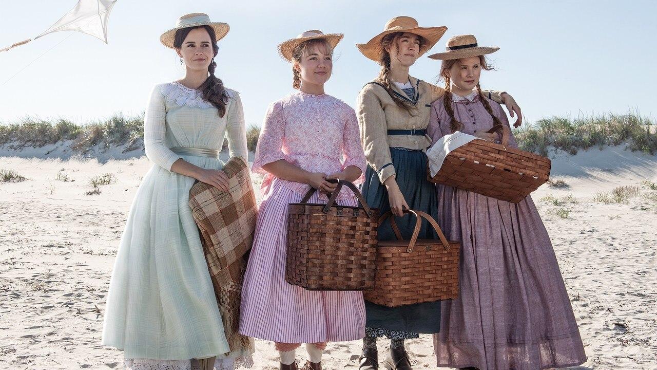 Greta Gerwig's Little Women has released its first trailer