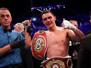 Hornet's cutting sledge: Tszyu 'a boy with a man's name'