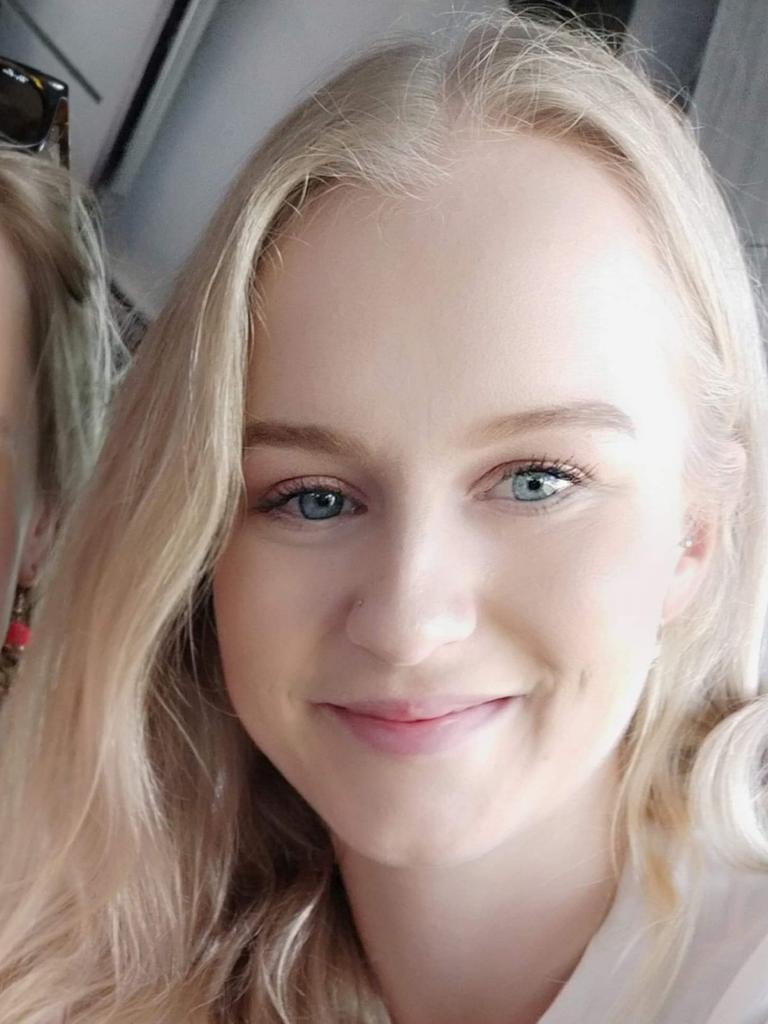 THE woman found dead in a unit after accused CBD knifeman Mert Ney was brought down by members of the public has been named as 24-year-old Michaela Dunn.