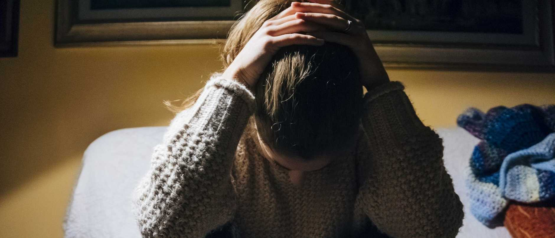 Wide Bay women are three times more likely to be hospitalised for mental health issues.