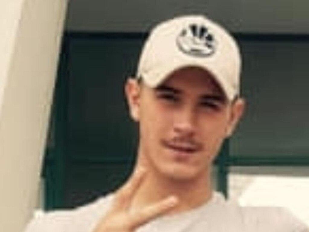 Isaiah Alan Gordon and his friend broke into Kilcoy State High School on January 23.