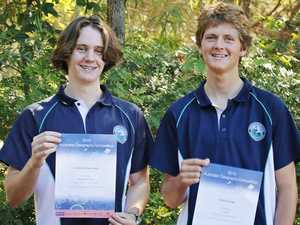 Students excel in geography comp