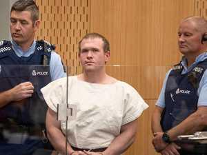 NZ mosque shooter's strange jail letter