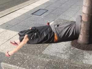 How ice addicts have overtaken street