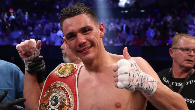 Is Tszyu ready for Jeff Horn?. Picture: Brett Costello