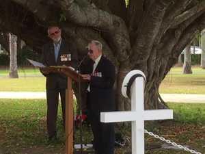 WWII veteran's VP Day speech