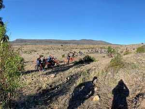 Theodore Trail Ride