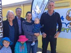 Kindy funding cuts hurt inclusion for bush kids