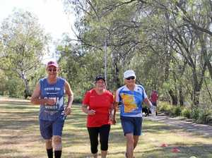 Seniors prove age is just a number with parkrun takeover