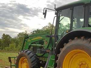 FARM DEATH: Man, 70, killed in tractor accident