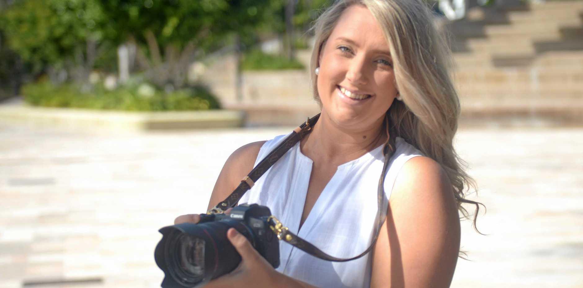 Selena Sheppard, photographer