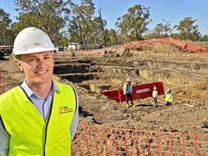 Work on vital rural sewerage infrastructure underway