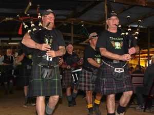 Scots take over bush homestead for festival