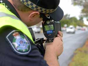 Speedster allegedly unlicensed, unregistered, uninsured