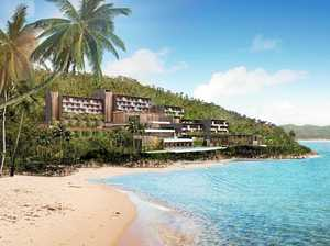 REVEALED: Plans for luxury hotel to rival Hamilton Island