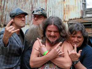 PODCAST: Hayseed Dixie are on the highway to the Muster