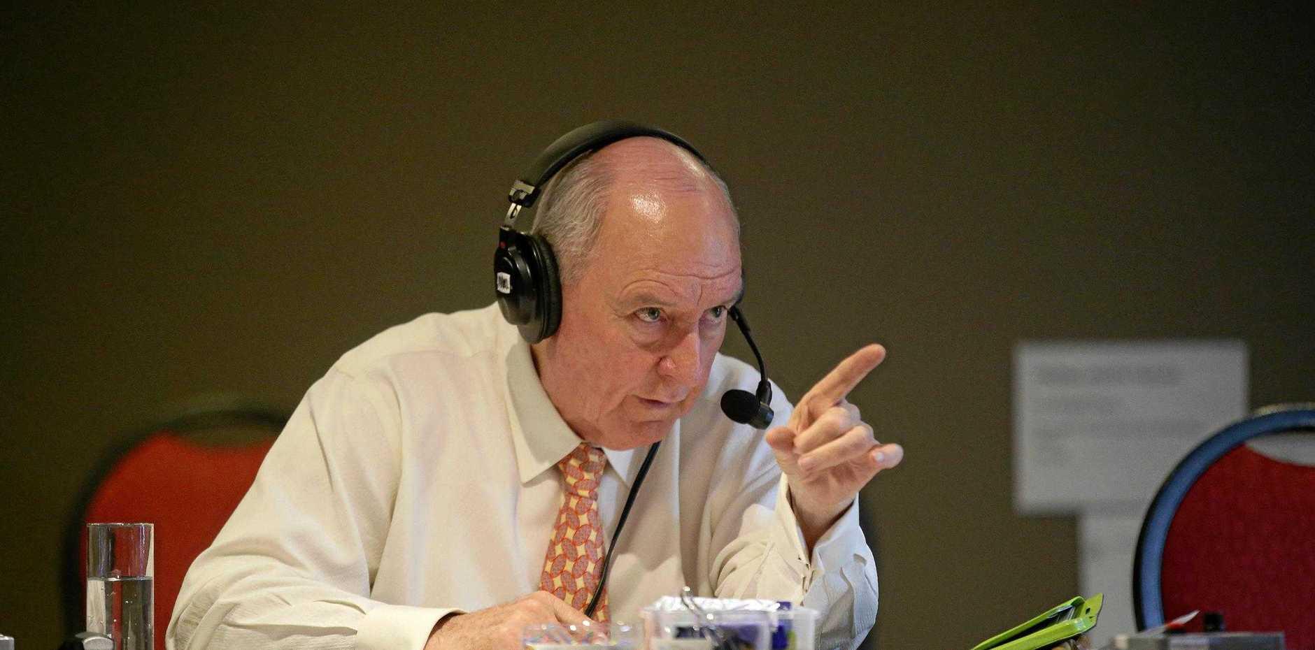 Australian women are not taking Alan Jones's rhetoric about Jacinda Ardern lying down.