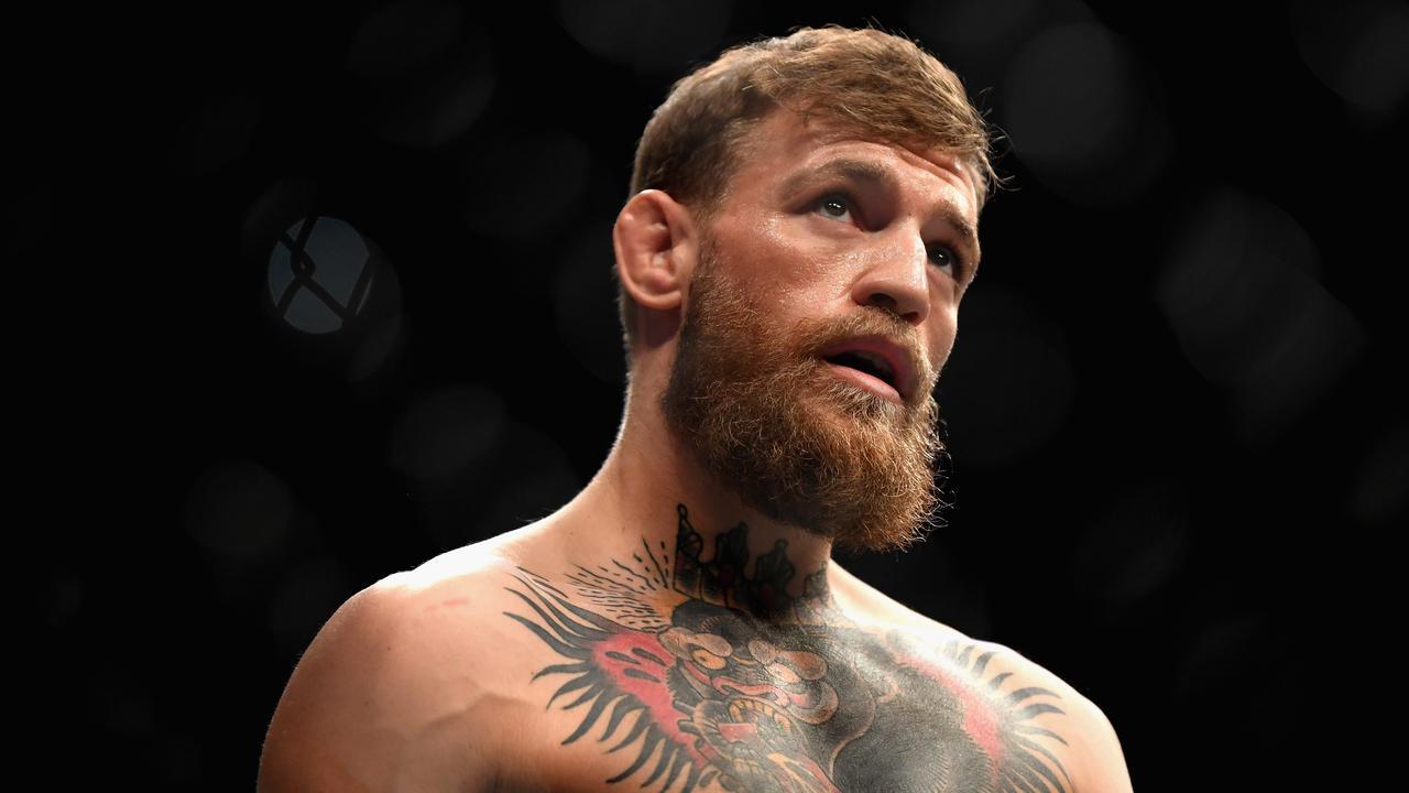 Conor McGregor has no trouble finding controversy.