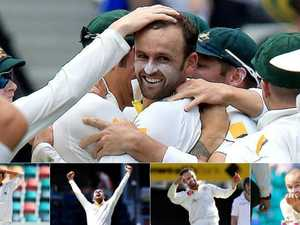 Ageless appeal of Nathan Lyon