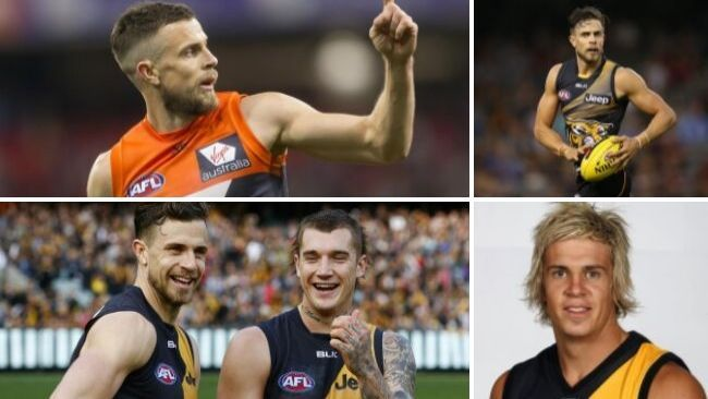 Brett Deledio has decided to hang up the boots.