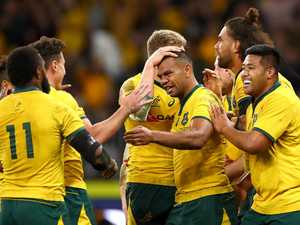 Wallabies stick with winning formula